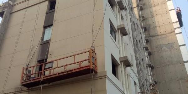 外墙保温维修施工