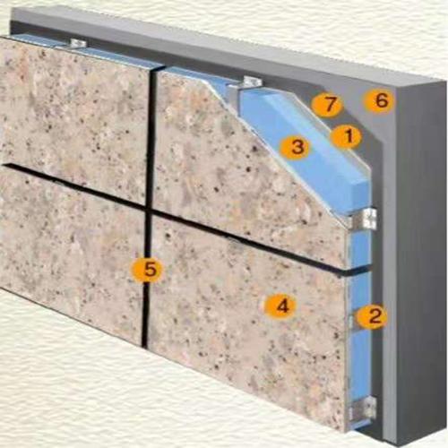 外墙装修——外墙保温装饰一体板工程施工方案