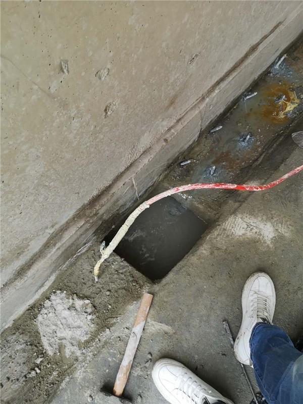桥洞漏水注浆施工1