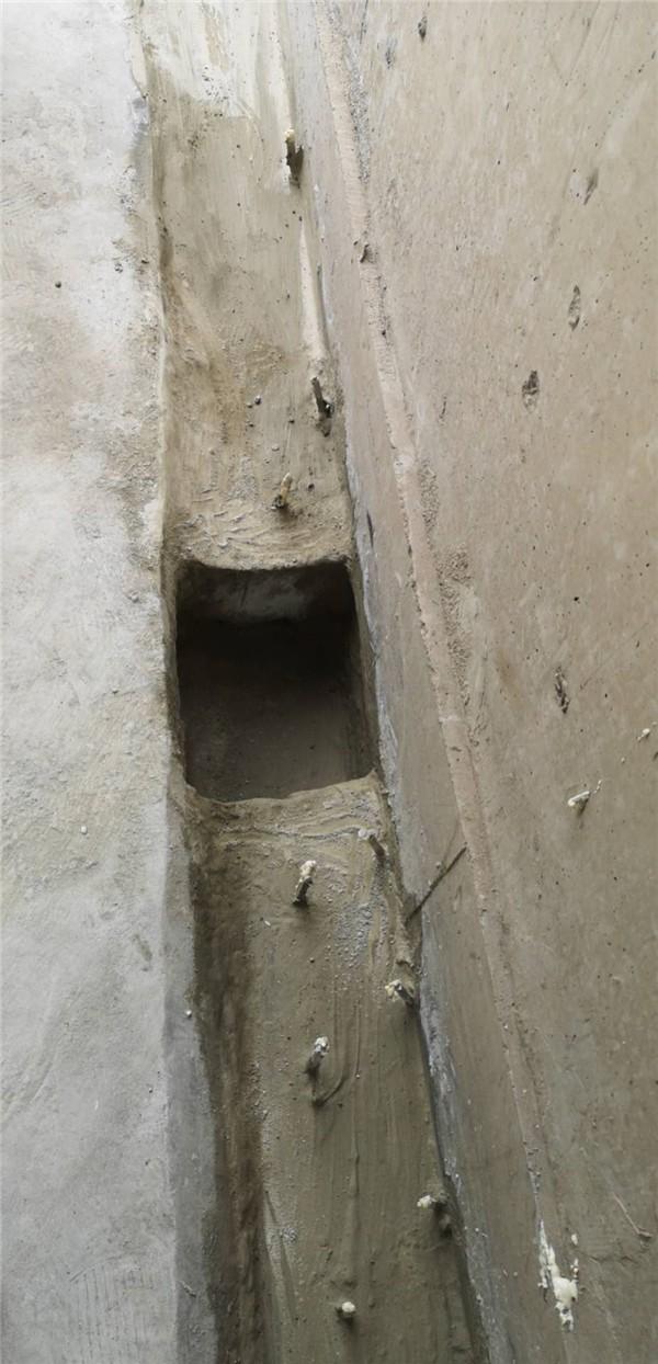 桥洞漏水注浆施工2