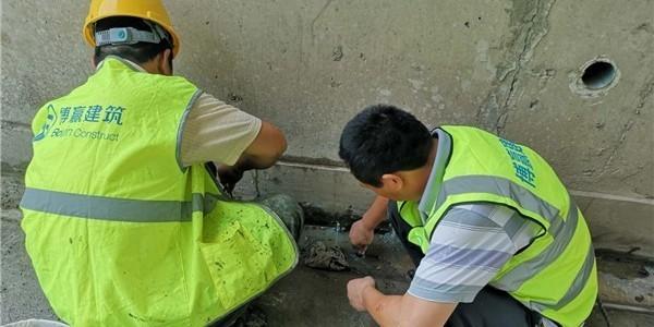 桥洞防水堵漏维修