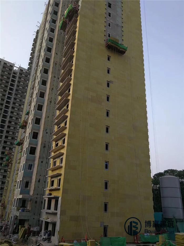 防腐保温-岩棉板施工案例