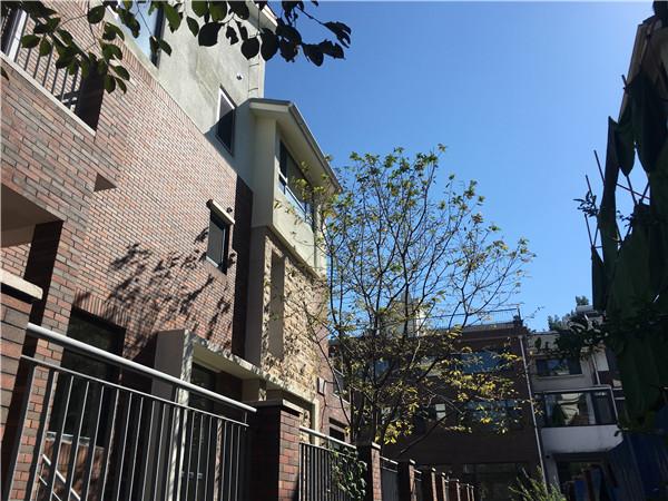 别墅外墙翻新——外墙砖演变由来及风格有哪些