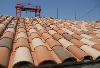 别墅改造之屋面瓦