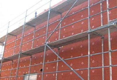 别墅改造之外墙保温节能