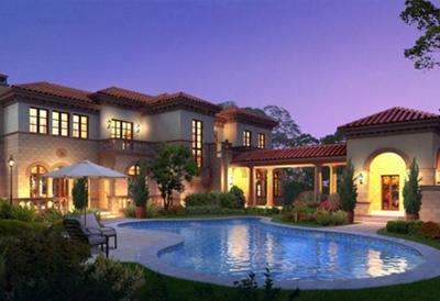别墅改造之增加游泳池