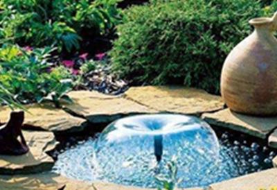 别墅改造之花坛景观