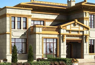 别墅室外装修与翻新
