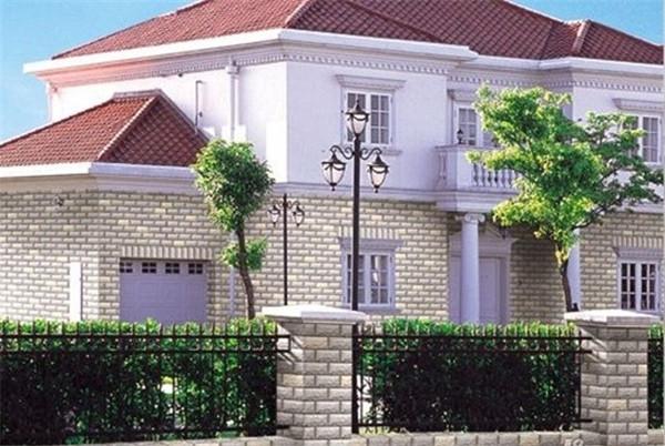 别墅外墙翻新装修