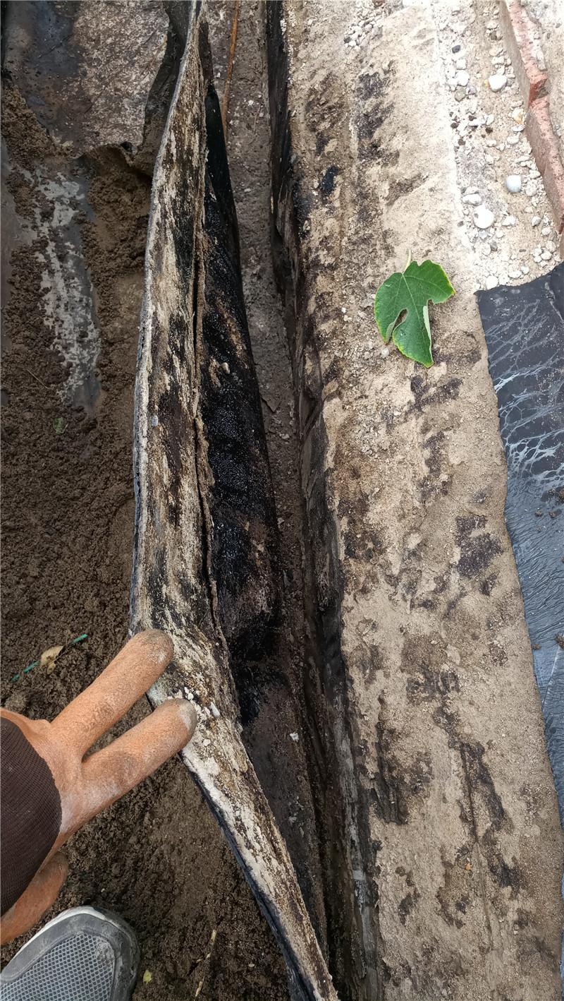 开裂的sbs防水卷材