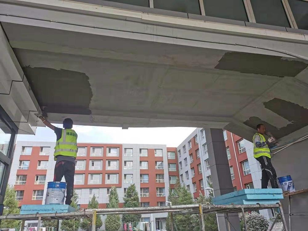 内蒙古大学翻新改造项目
