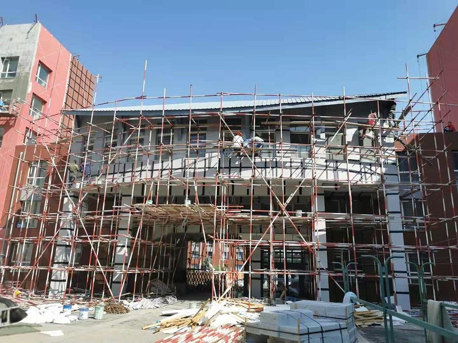 商业地产建筑修缮
