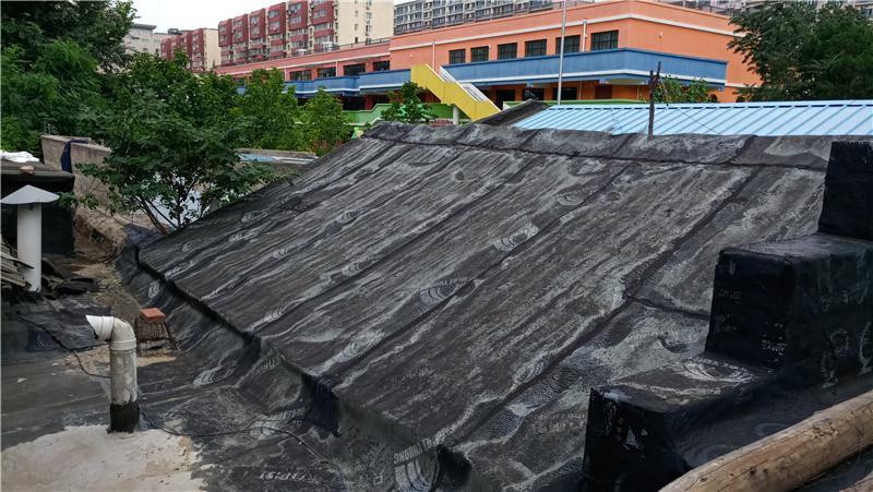 sbs卷材漏水的屋面