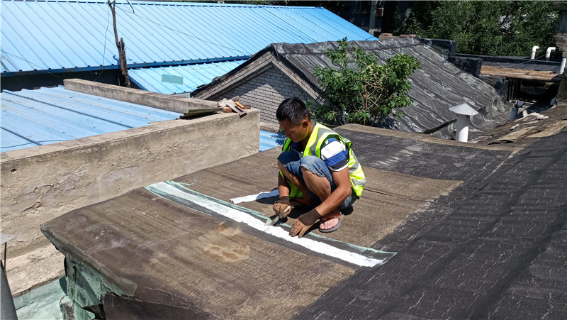 sbs卷材屋面防水修复