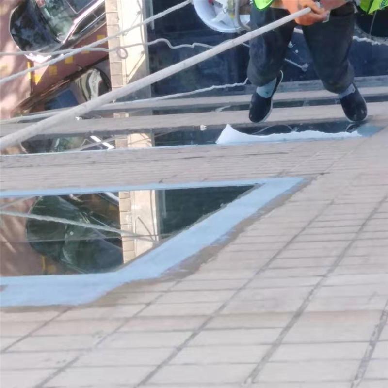外墙瓷砖窗边防水施工
