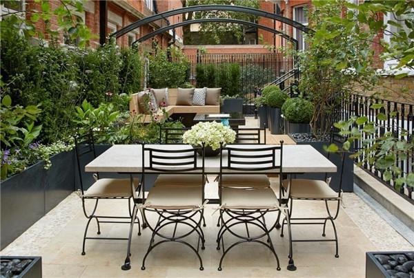 别墅改造花园