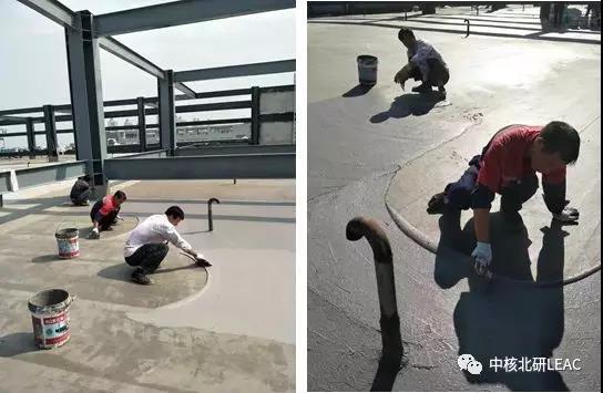 屋面防水保护层做法