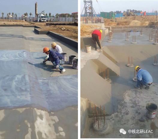 地下工程防水层处理施工