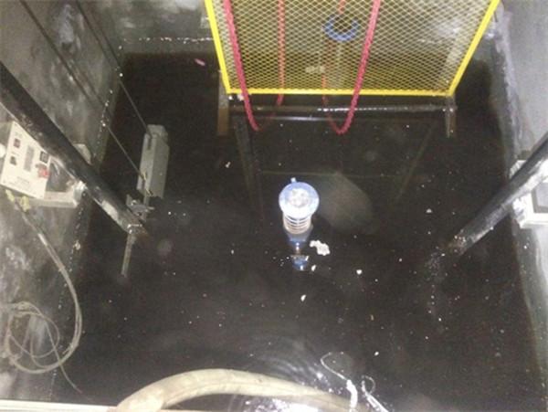 电梯井渗漏水设计改造