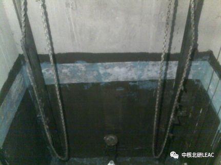 电梯井渗水