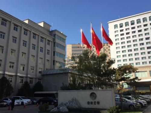 北京国谊宾馆外墙渗漏水维修