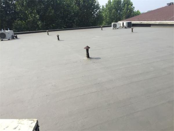 屋面防水维修施工竣工图