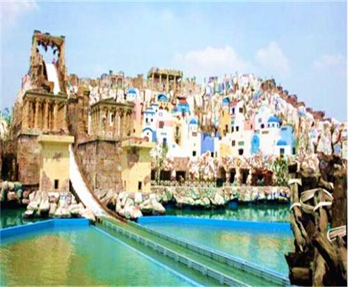 欢乐谷水池防水施工
