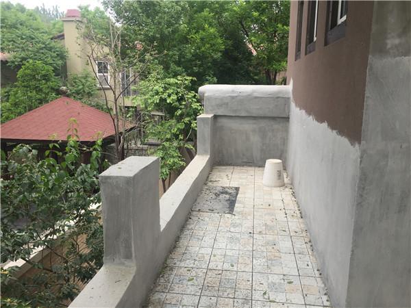 别墅改造翻新防水施工