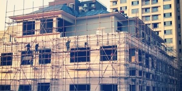 外墙装修施工(包清工)合同,装修公司最新正规施工合同