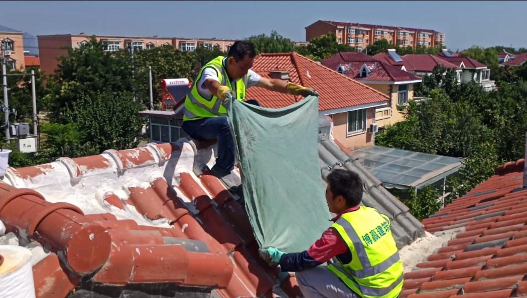 新最好的新型防水材料施工