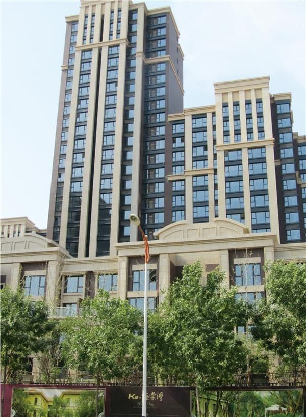北京-水包水多彩漆-海棠湾-K2地产-住宅项目-qj-jx