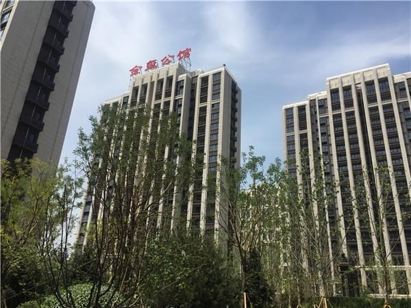 北京-整体外装-中海地产-金玺公馆装修项目-jx
