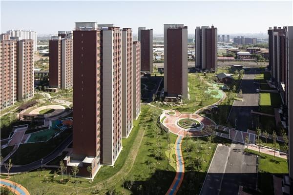 北京-质感-高层住宅-长辛店D地块-中筑地产项目-jx