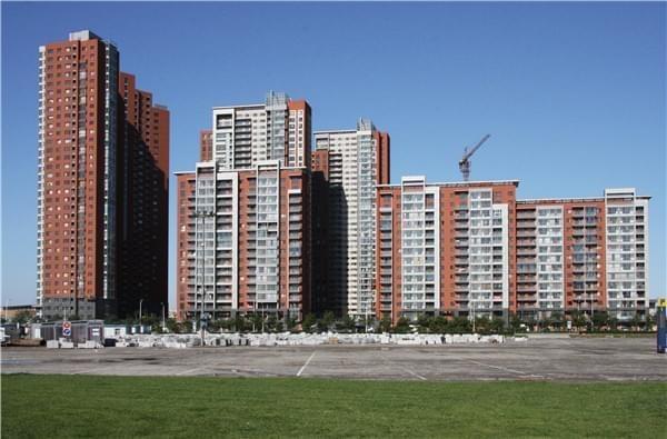 天津-质感-仿陶板-万通地产-新城国际装修项目-jx